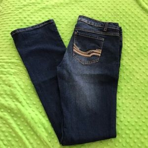 Rue 21 jeans. Size 7/8. Bootcut